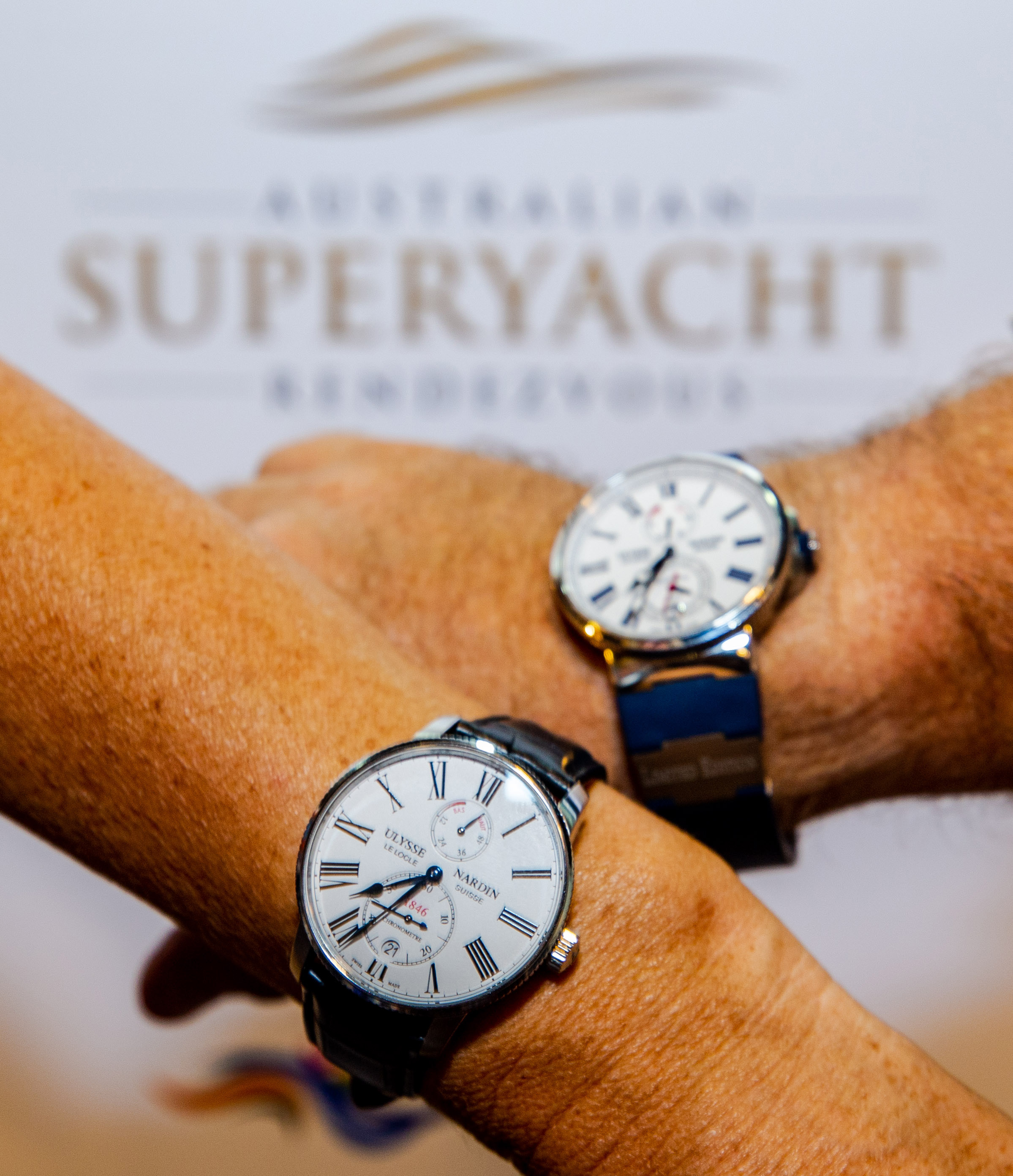 Lucury brands at the Australian Superyacht Rendezvous