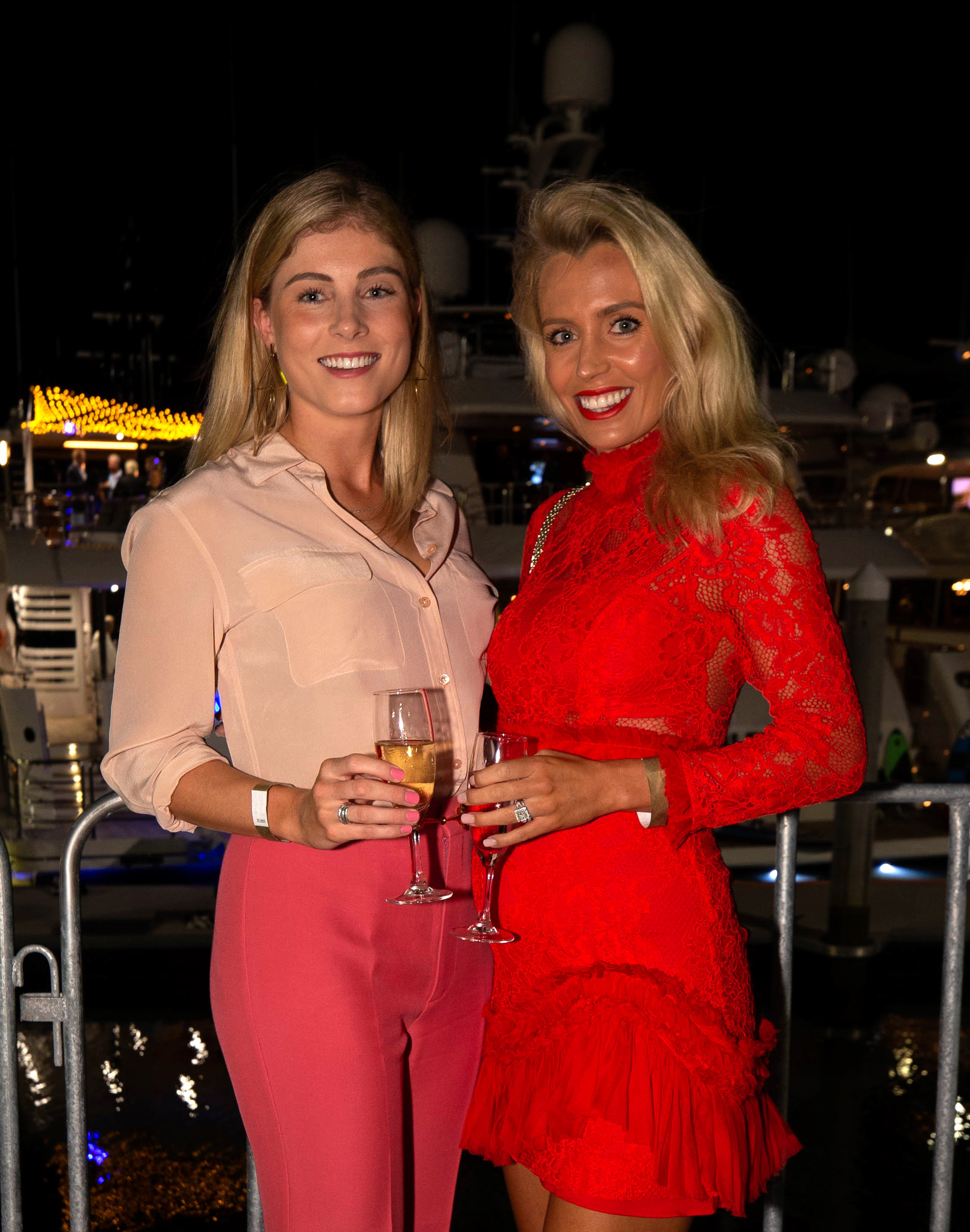 Guests at the VIP event of the AUstralian Superyacht Rendezvous