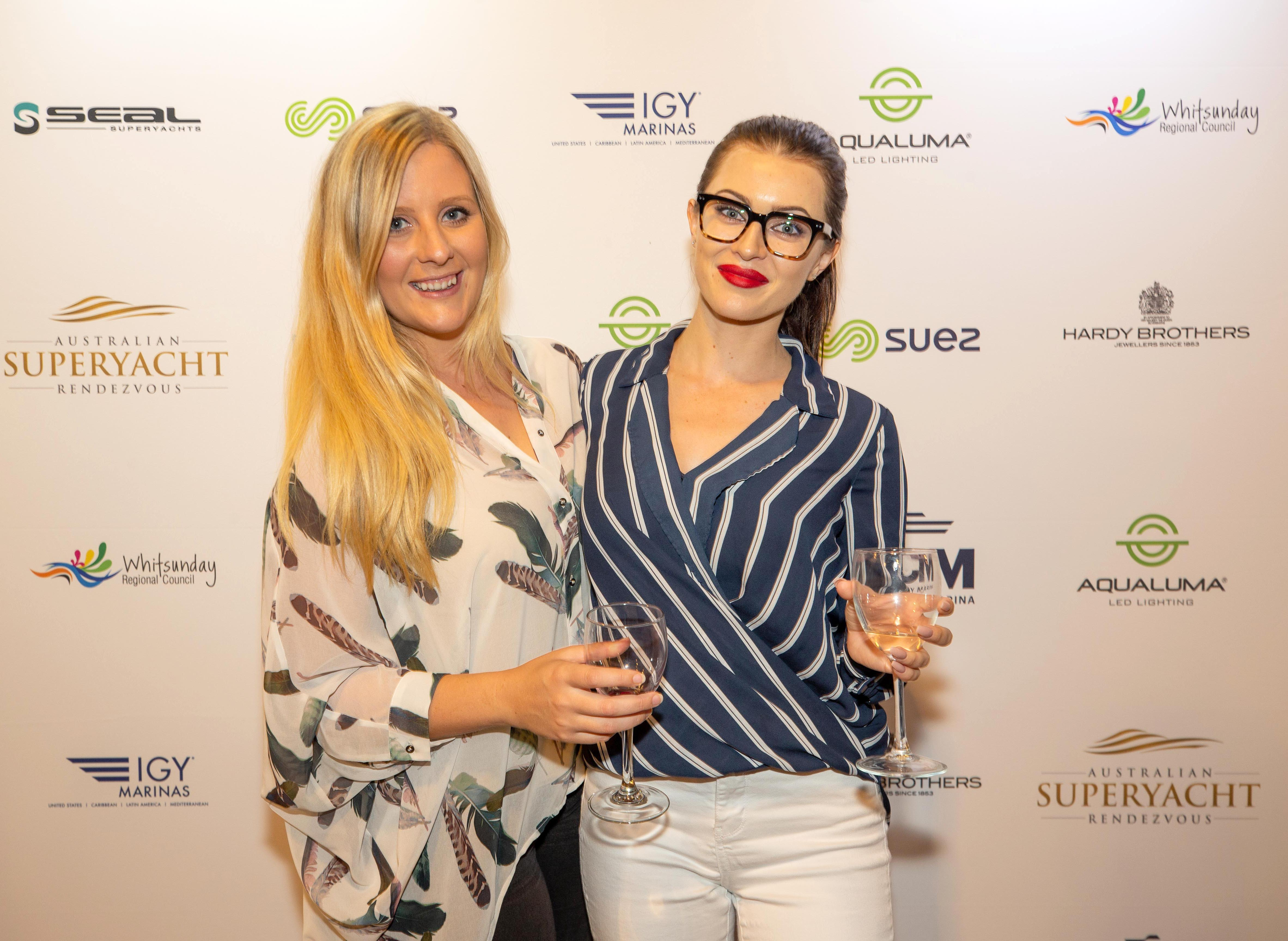 Networking at Australian Superyacht Rendezvous