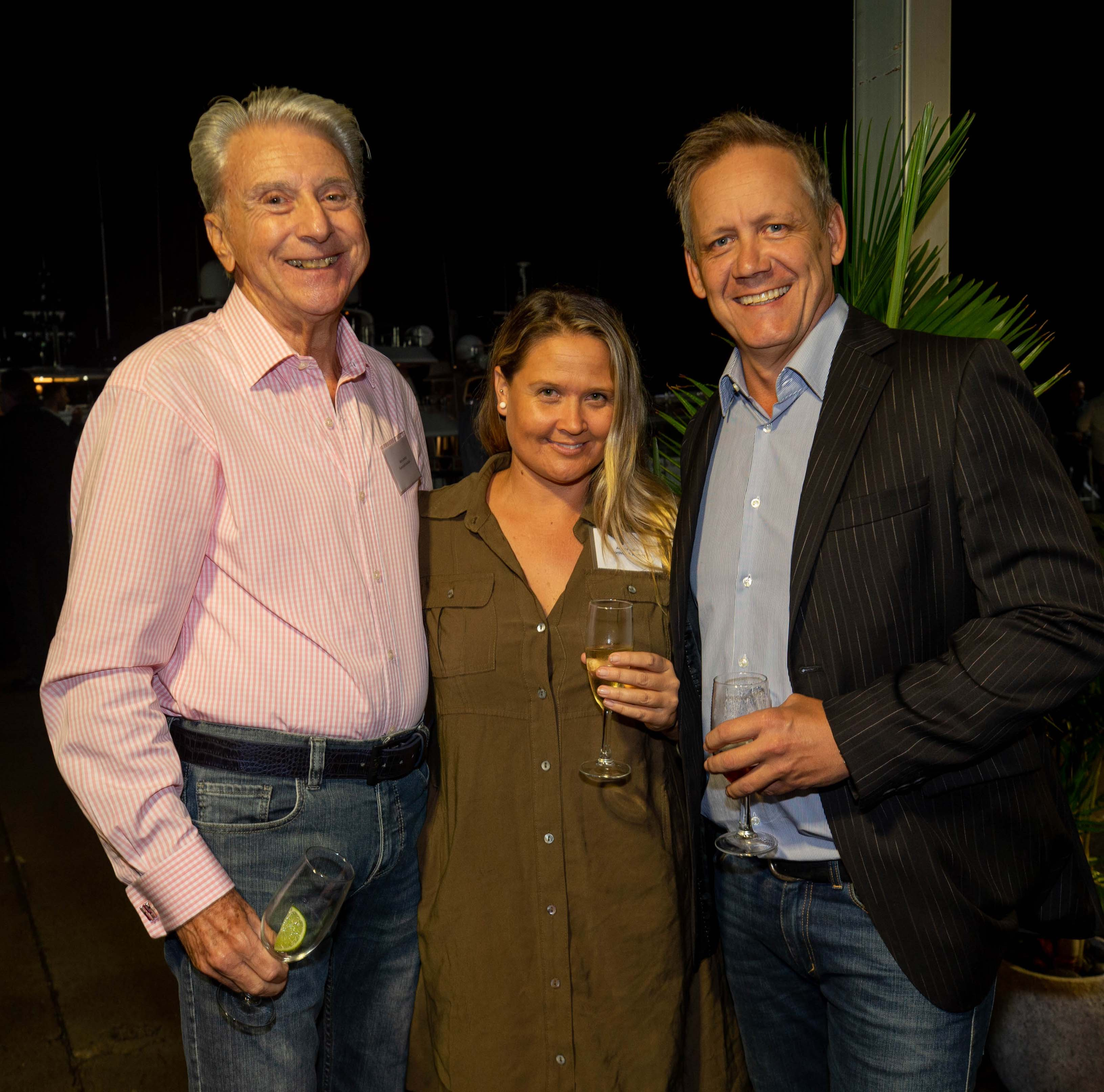 Industry supporters at Australian Superyacht Rendezvous