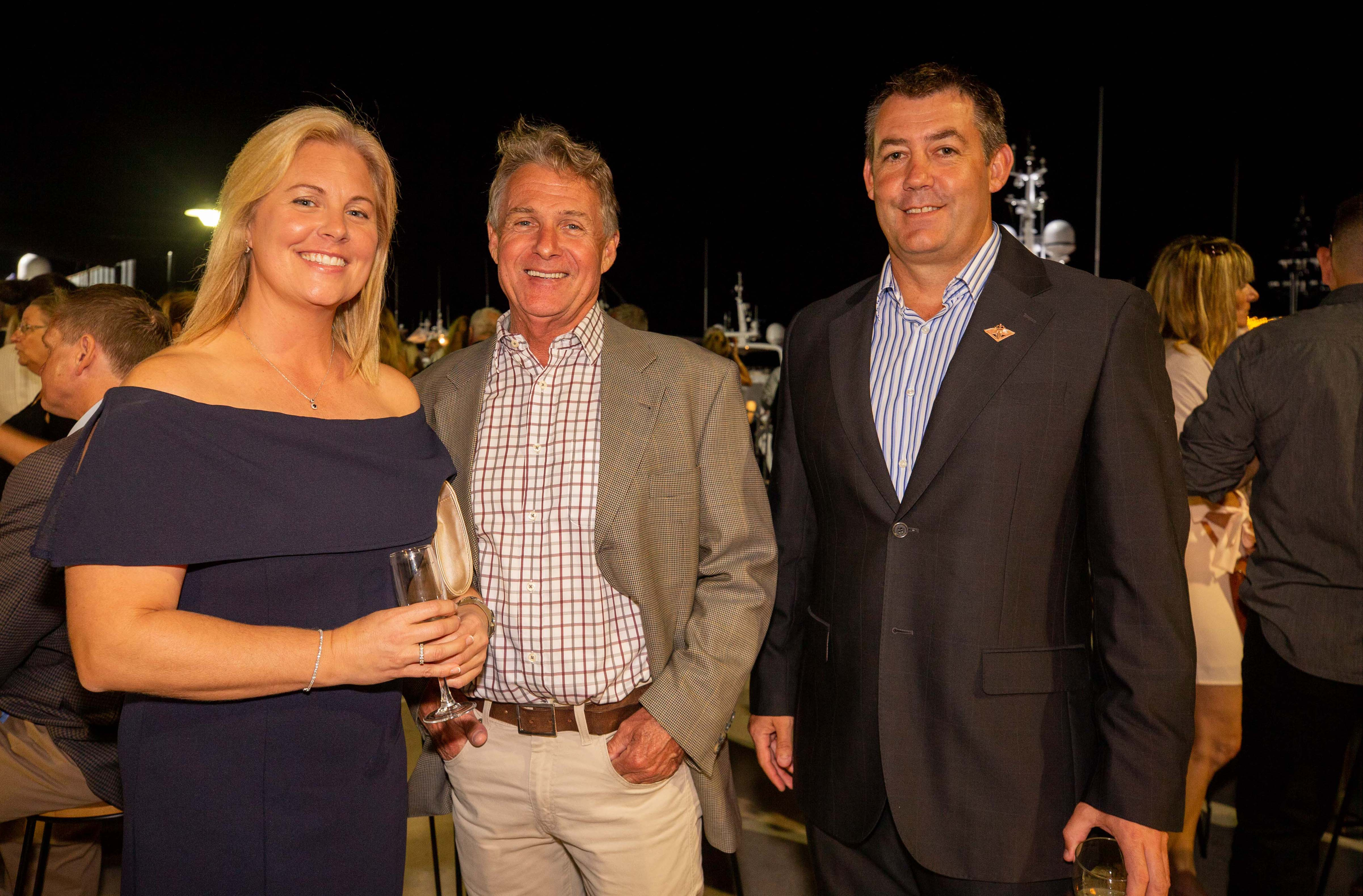 Leaders of the Australian Superyacht Industry