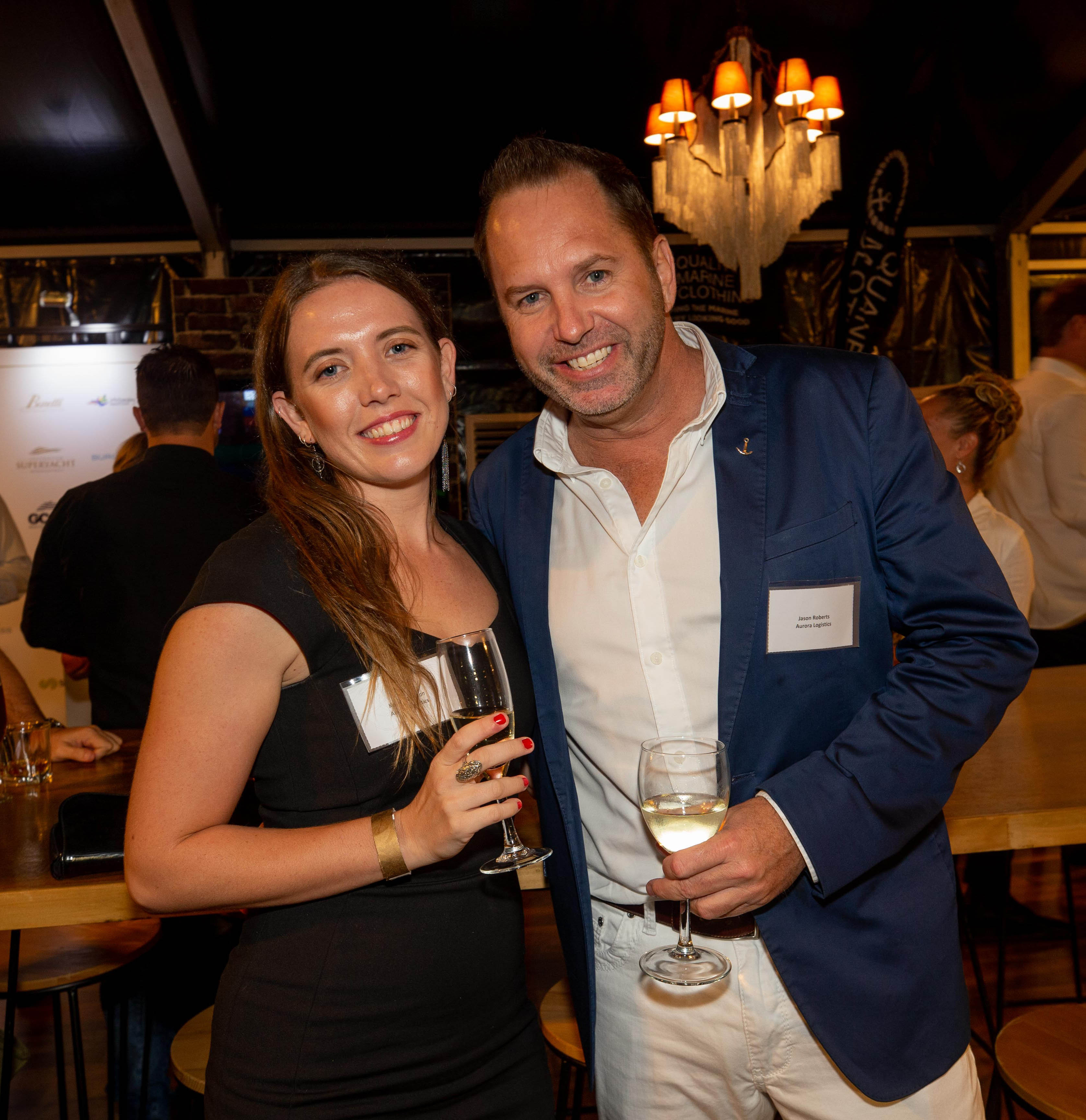 Aurora Global Logistics at the Australian Superyacht Rendezvous