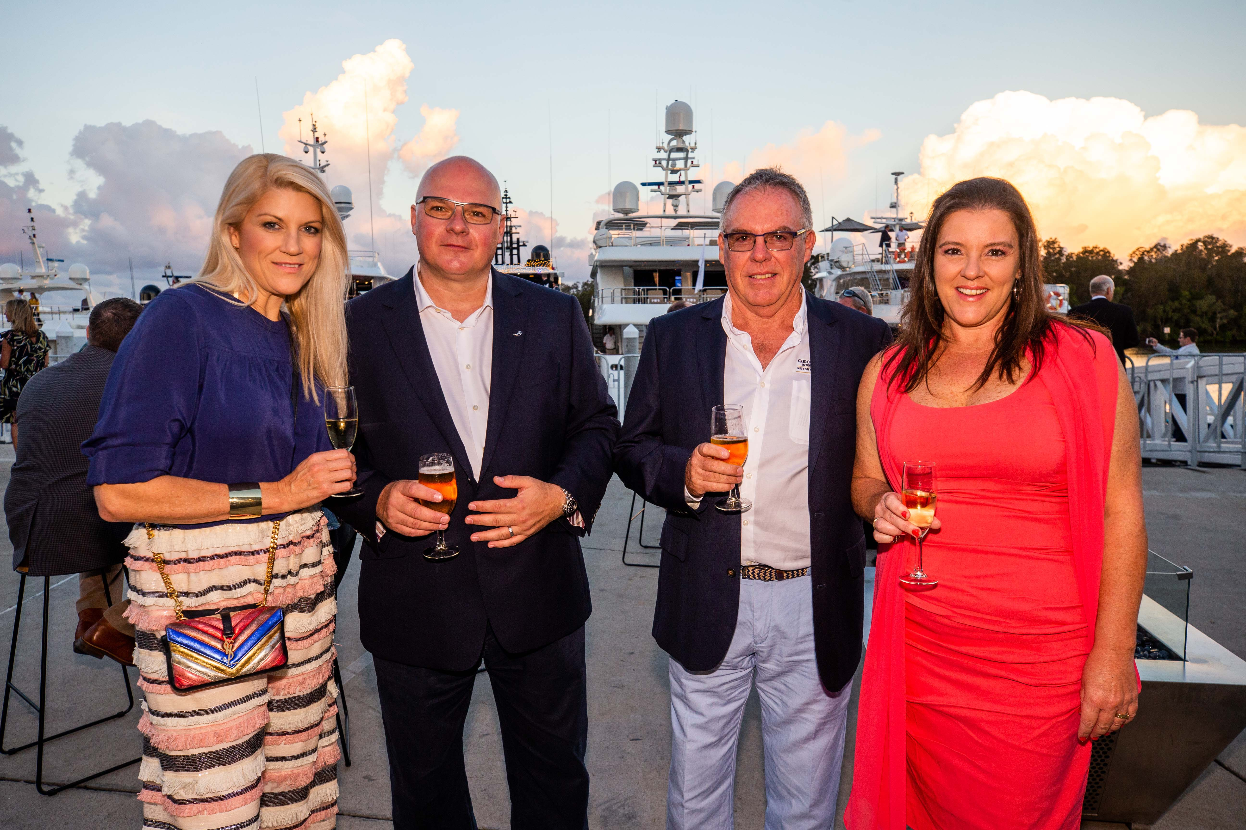 VIP Yacht Hop at the Australian Superyacht Rendezvous 2018