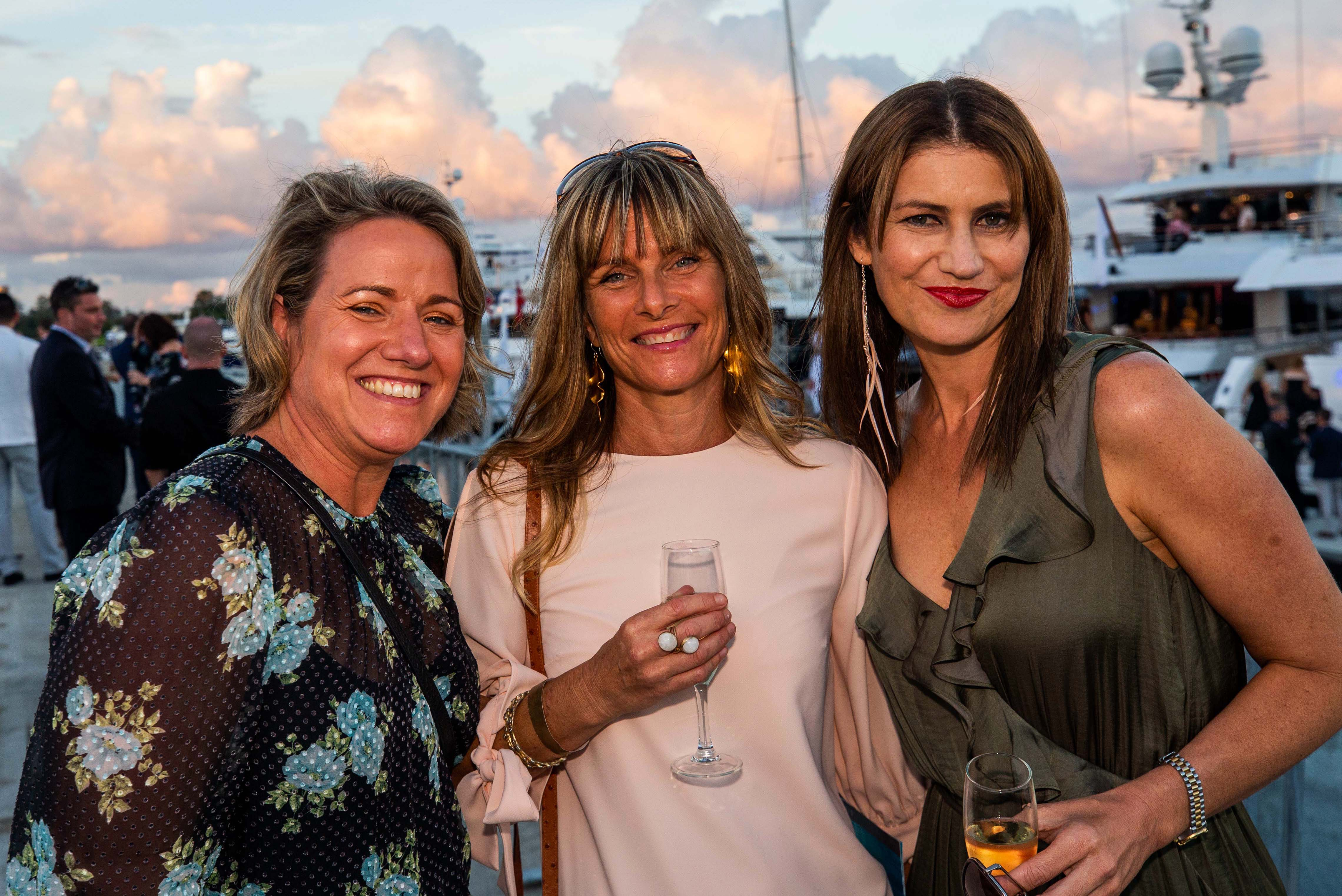 VIP event at the Australian Superyacht Rendezvous