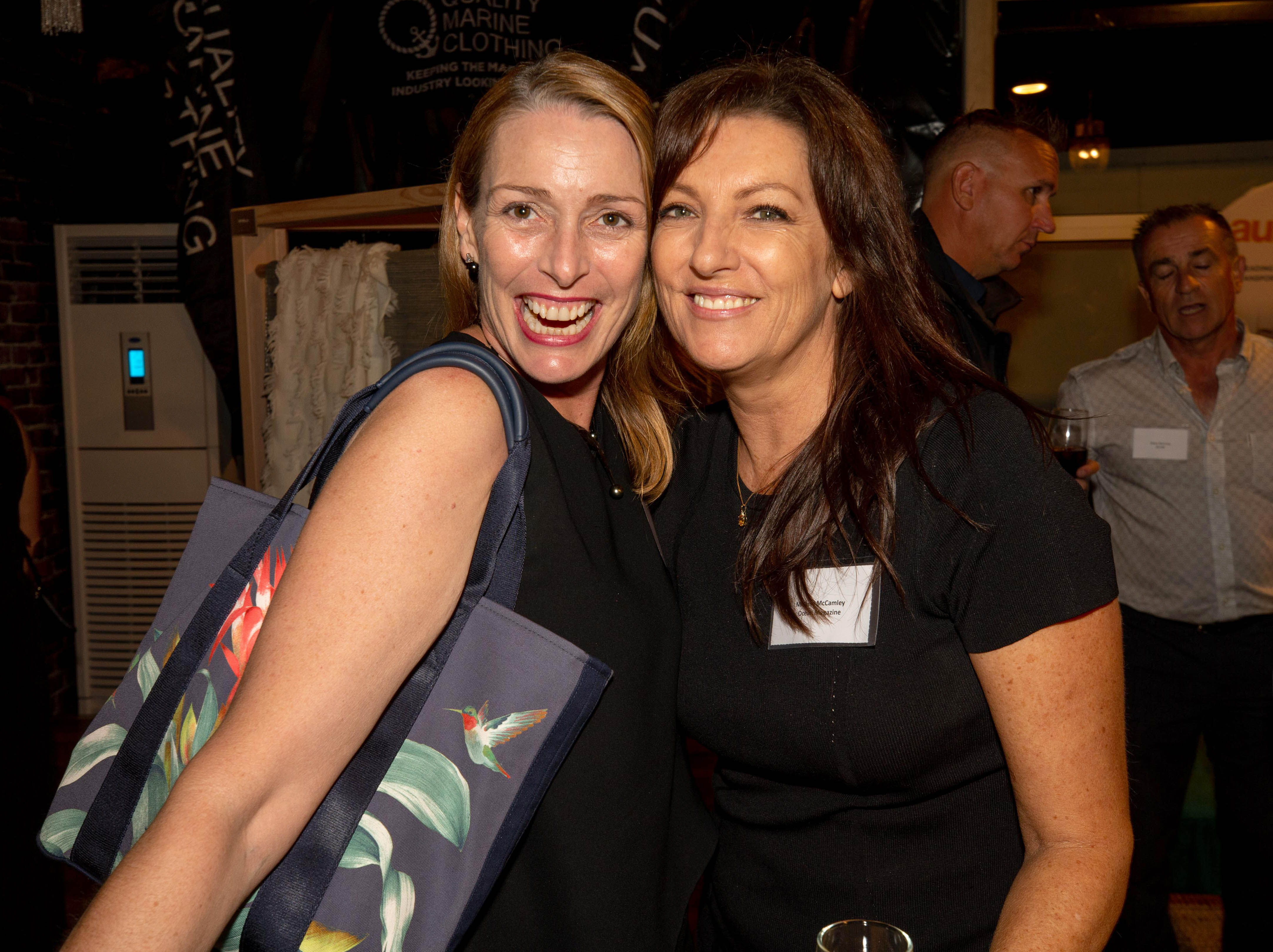 Media and Industry at Australian Superyacht Rendezvous